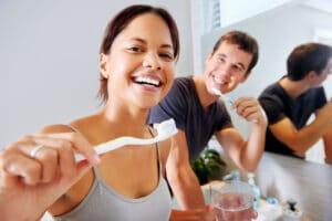 Ziel Zahngesundheit